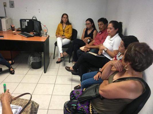 Dependencias realizan alianzas para atender problemáticas psicosociales de violencia de género