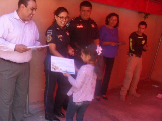 Concluye el campamento de formación de Niños Difusores de Derechos  Humanos