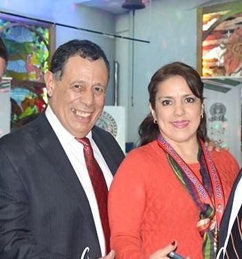 Francisco Cabezas Gutiérrez, Presidente de la Federación Mexicana de Fisicoconstructivismo y Fitness (FMFF)