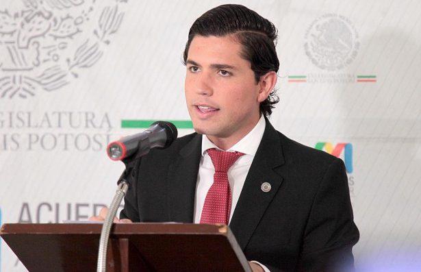 Gerardo Serrano Gaviño confirmó su llegada a la JUCOPO