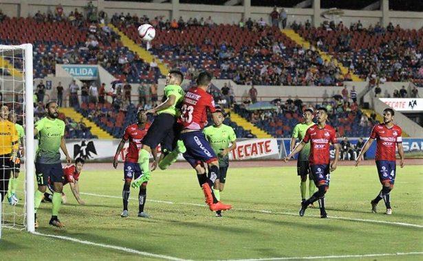Cimarrones frenó la buena racha del Atlético de San Luus