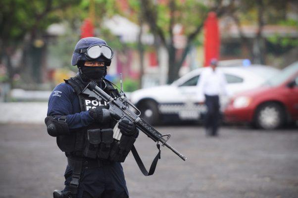 Dispone SSPE operativos de seguridad contra delincuencia