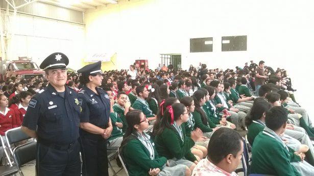 Alumnos deben interesarse por las medidas preventivas del delito