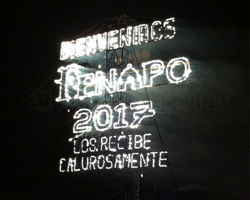 Inauguran la Fenapo edición 2017
