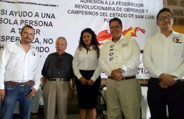 Rinden protesta Movimiento Acción Revolucionaria