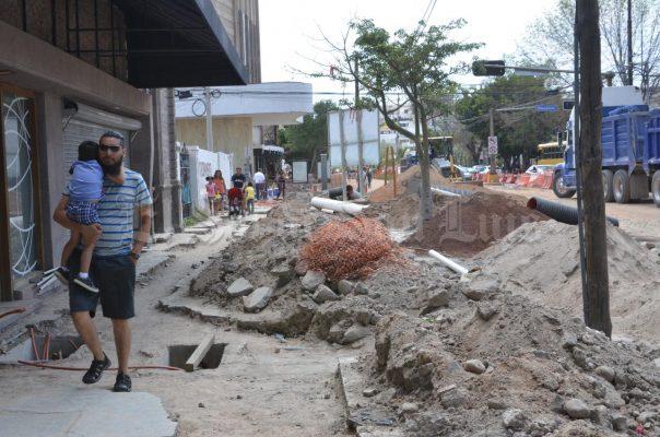 Obras en Carranza registran avance superior a 85 por ciento