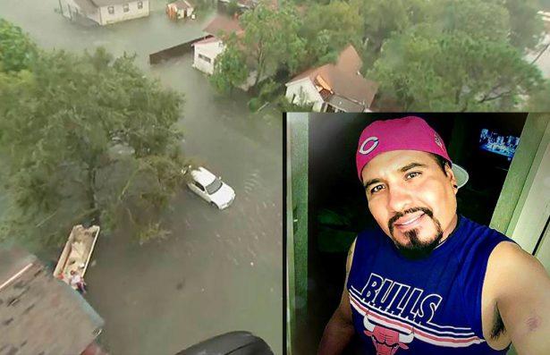 Paisanos matehualenses viven la estela de desastre dejada por Harvey en Houston
