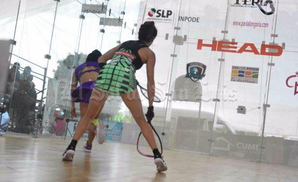 Paola Longoria López, campeona del torneo de la Fenapo 2017