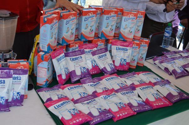 El 10 de agosto concluye afiliación para leche Liconsa