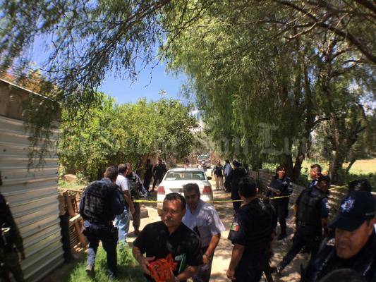 Atacan a Policías en la colonia Wenceslao