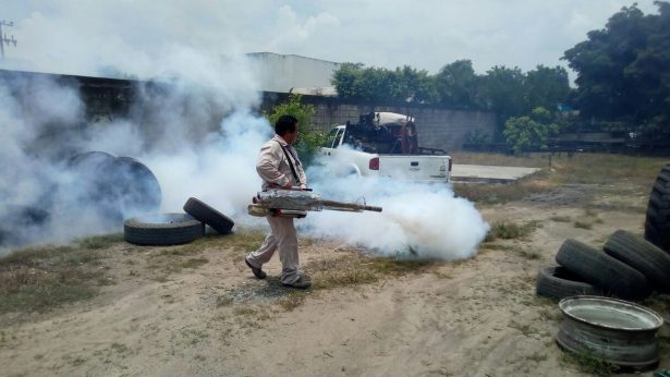 Registra SLP 91 casos de Zika y 55 de dengue