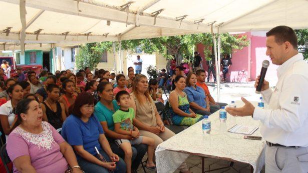 Nuevo intento de regularizar las 300 viviendas de El Agarrón