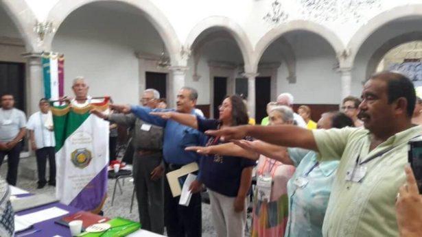 Roberto Coronado Atilano presidente de la Confederación Nacional de Sociedades Mutualistas