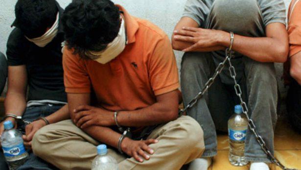 En prisión preventiva secuestrador de ilegales