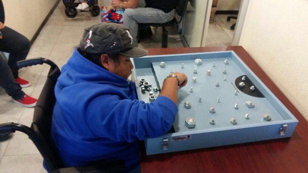 La StyPS promueve empleo a personas con discapacidad