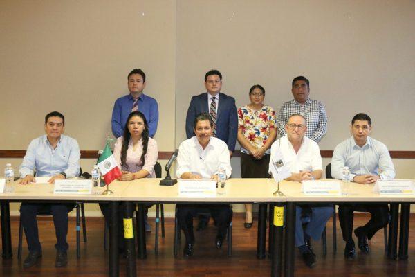 Instalan Consejo de Administración del Instituto Municipal de la Vivienda