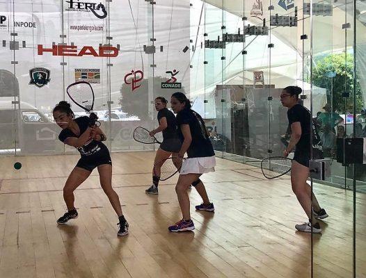 Potosinas campeonas de dobles del torneo PLE – Fenapo 2017