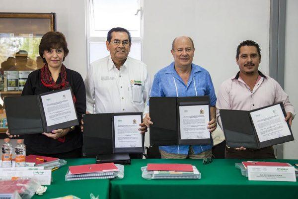 Firma la UASLP un convenio para investigación del campo