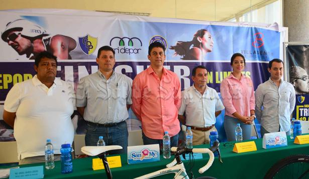 Presentan V Triatlón Canel's CDP 2017