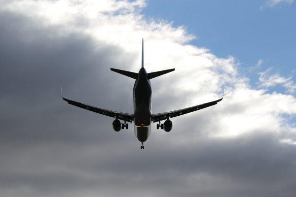 Aterriza en SLP, vuelo San Antonio-CdMX por temblor
