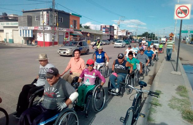 Llevan a cabo campamento para la vida independiente de personas con discapacidad