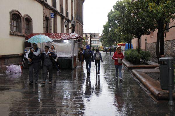 Prevén tormentas de fuertes a intensas en 30 estados del país