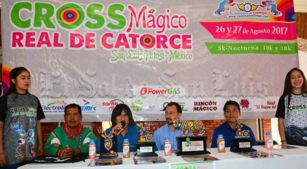 "Un gran evento será el ""Cross Mágico Real de Catorce"""