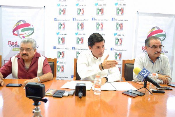 Jóvenes por México buscará en  municipios liderazgos regionales