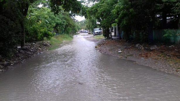 Construirán dren pluvial en carretera al Ingenio