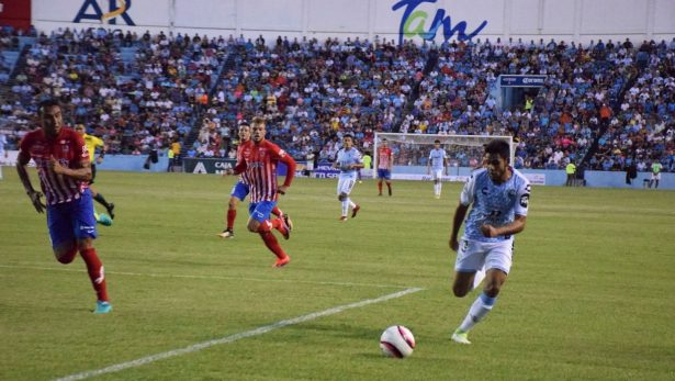 Atlético de San Luis deja ir vivo al Tampico