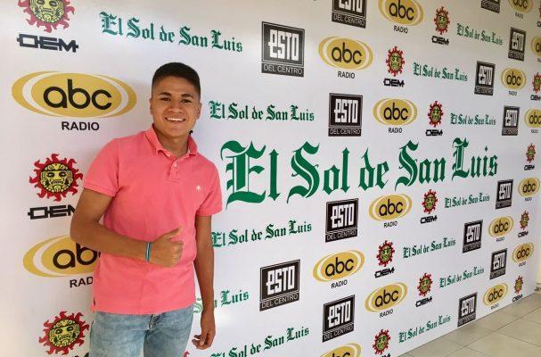 Gran año en el Atletismo de pista para Arturo Reyna