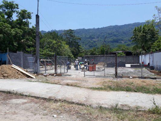 Habitantes de Chununtzén en contra de que se instale la gasera