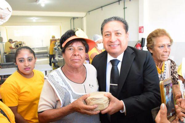 Tiene Soledad segundo centro de producción de tortilla
