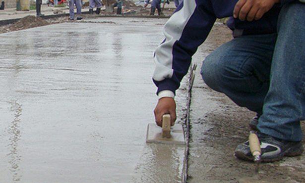 Arranca obra de pavimentación en colonia San Felipe