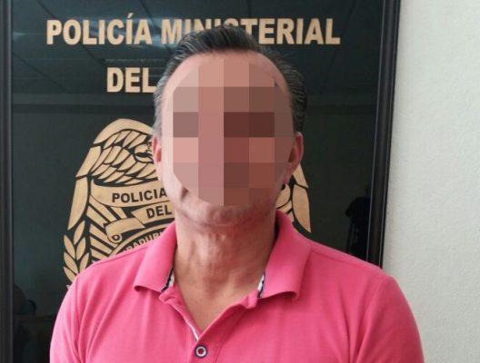 Detienen a profesor que presuntamente violó a una menor en Tamazunchale