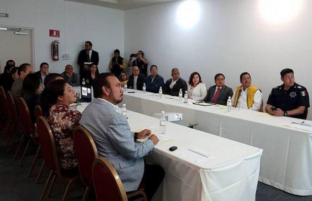 Participa Matehuala en el trabajo interinstitucional contra la violencia de género