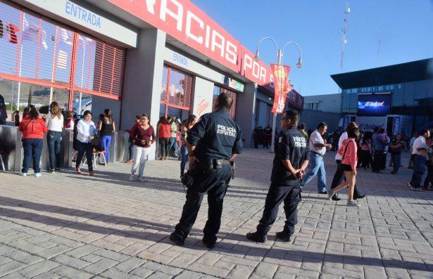 SSPE registra gran afluencia de visitantes en la Fenapo