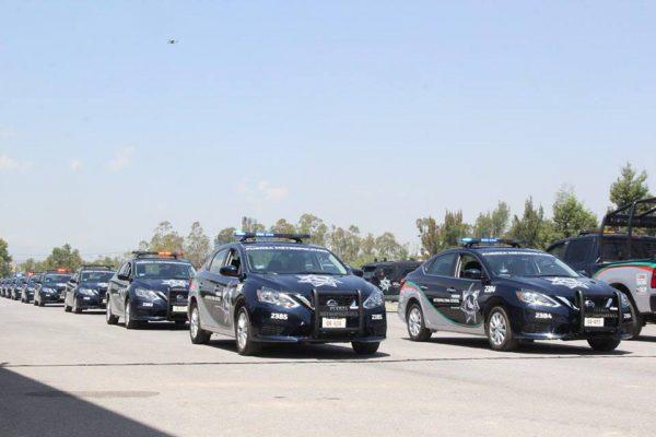 """Entra en operaciones """"Fuerza Metropolitana Estatal"""""""