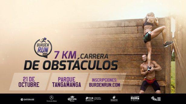 Llega por primera vez a SLP Burden Run, anuncia Turismo