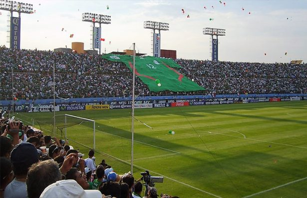 Por cuarta ocasión México jugará en suelo potosino