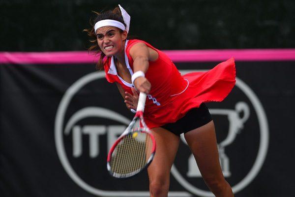 Doble triunfo logra Ana Sofía Sánchez en el Open Focus 2017