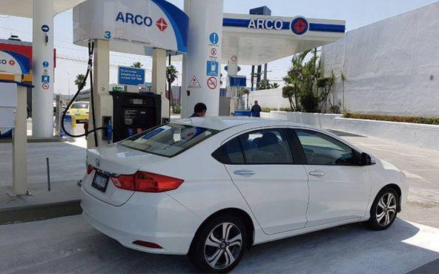 Abre empresa estadounidense gasolinera en Tijuana