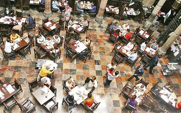 Apuestan crecimiento de 3% en restaurantes al finalizar el año