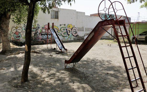 Recuperan espacios públicos en colonias para prevenir delitos
