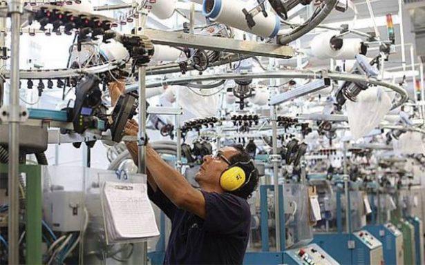 Cae el empleo en el sector manufacturero