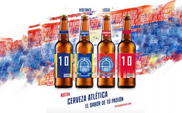 Lanzarán cerveza artesanal del Atlético de San Luis