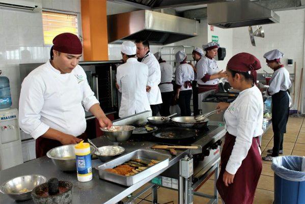 3 Instituciones finalistas en la Enchilada Gourmet