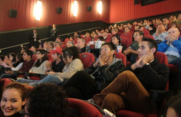 """Arranca sexto festival """"CineMA"""" en SLP"""
