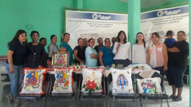 Concluye curso de empoderamiento integral de la mujer en ejido El Jabalí