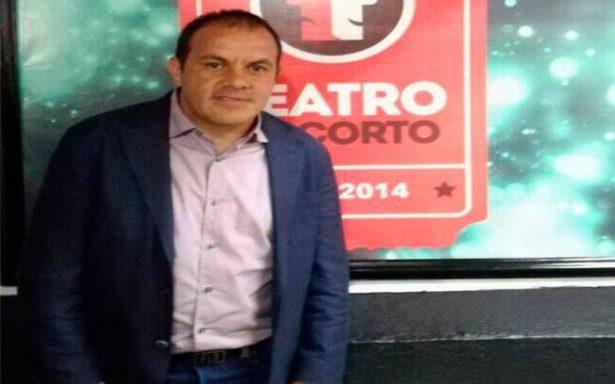 Cuauhtémoc Blanco sí quiere su propia bioserie en la tv